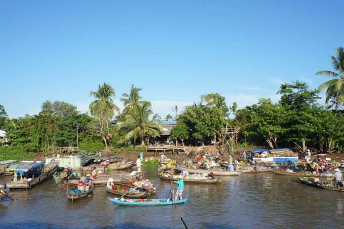 Mekong Deltal Tour 3 Days/ 2 Nights