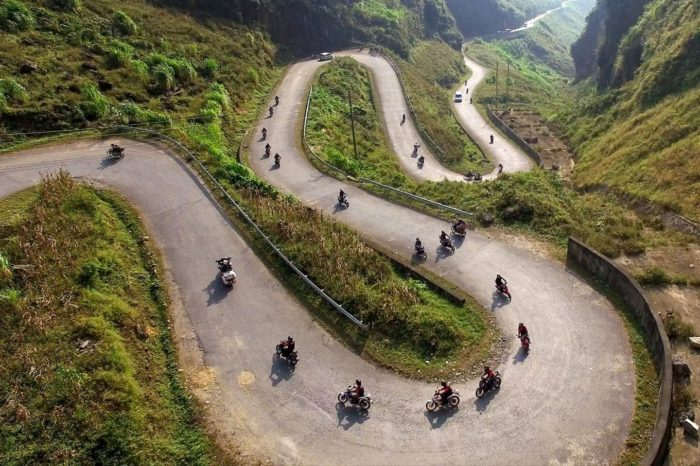 Vietnam Motorbike Adventure Tour 8 Days/ 7 Nights