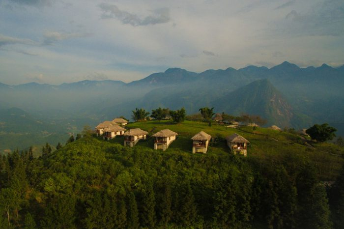 Sapa Riverside Lodge & Amazing Hilltop Bungalows Tour 4 days/ 3 nights