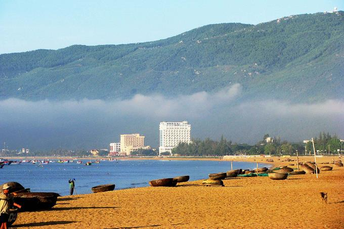 The most famous beaches in Quy Nhon