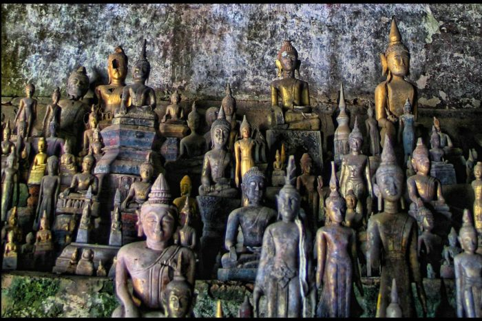Vientiane – Luang Prabang Tour 4 Days/ 3 Nights