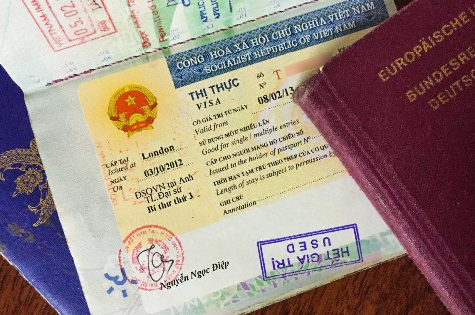Apply Visa to Saigon from Boston, United States