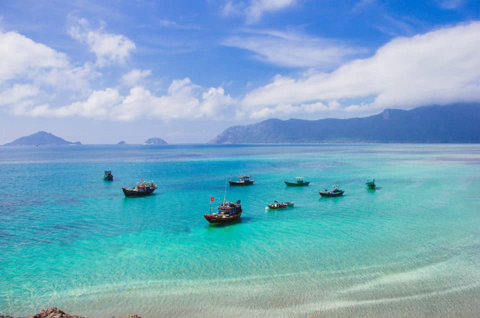 Con Dao Island and its breathtaking beauty in summer