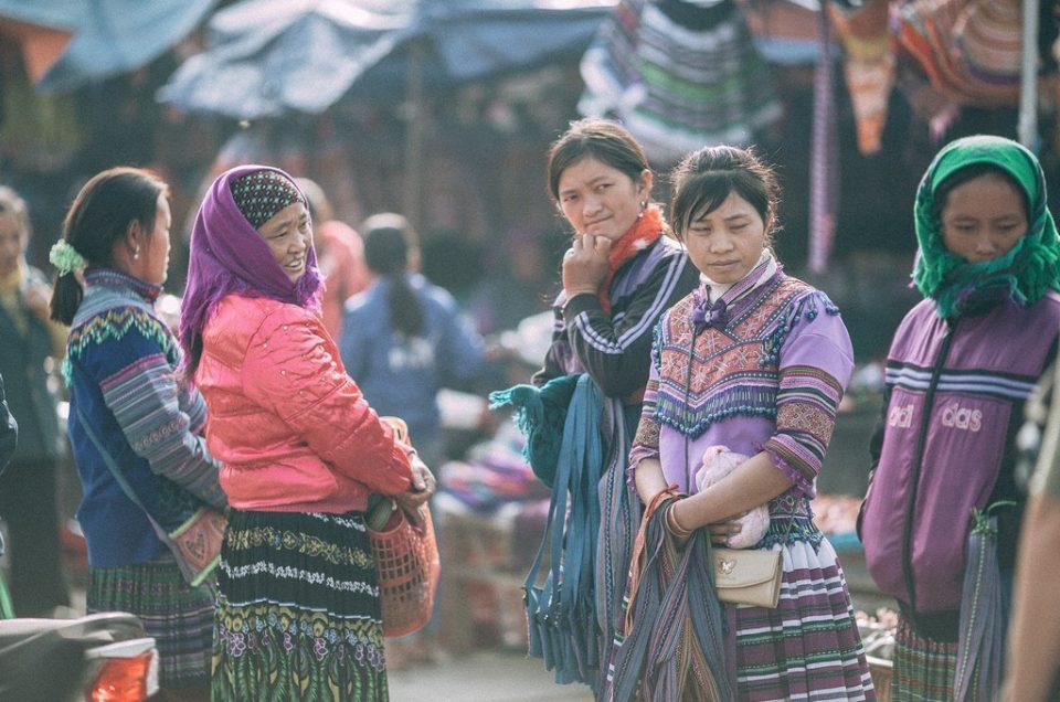 Discover the unique cultural charm of Bac Ha fair market