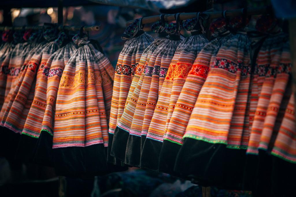 Bac Ha Cultural Market