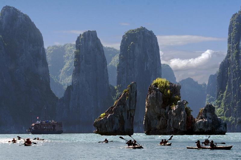 Halong Bay, Quang Ninh
