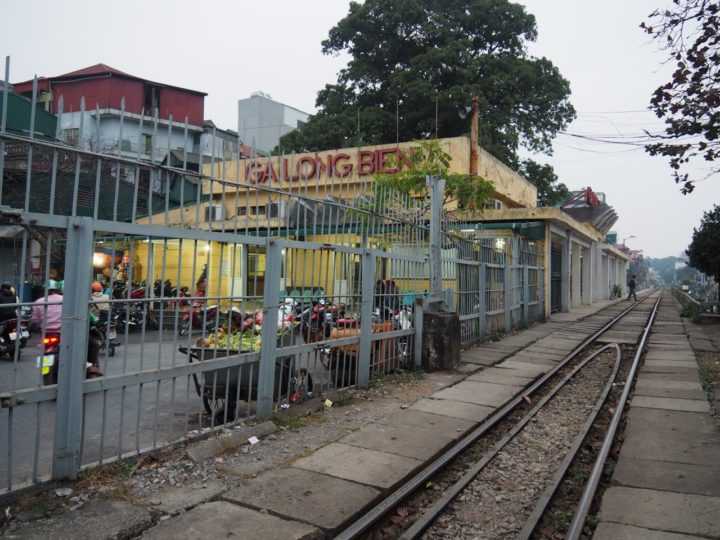 Long Bien Station