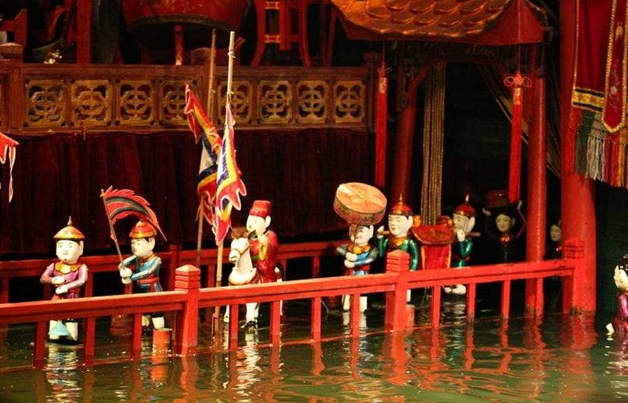 Water Puppet Show - an unique cultural experience-02