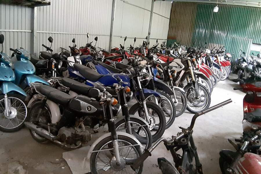 How to rent a motorbike in Hanoi for travelers?