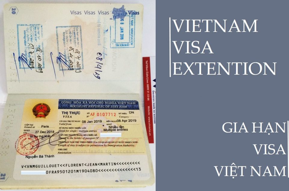 Everything you need to know about Visa Extension and Renewal in Vietnam