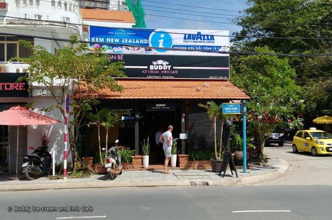 Buddy Ice Cream & Info Café