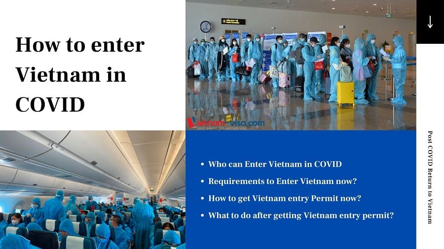 Vietnam entry permit: How to apply and enter Vietnam during Covid-19?
